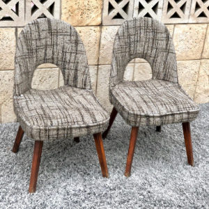 כסאות וינטאג' D04