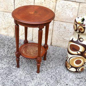 שולחן עגול עבודת-יד a10