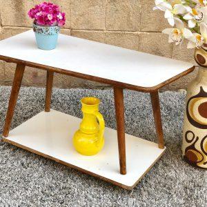 שולחן וינטאג' בהיר a07