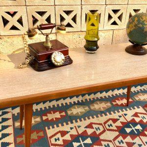 שולחן וינטאג' סלון a05