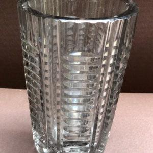 K29 אגרטל קריסטל סגול