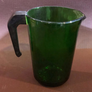 K32 קנקן זכוכית ירוק