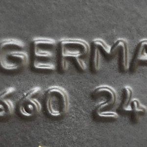 M152 אגרטל קרמיקה ססגוני