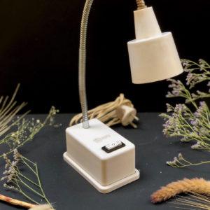 H23 מנורת קשת שולחנית מושלמת