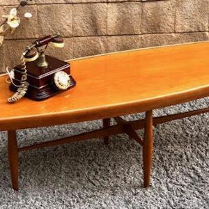 A17 שולחן וינטאג' סלון