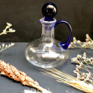 K61 בקבוק זכוכית דקורטיבי