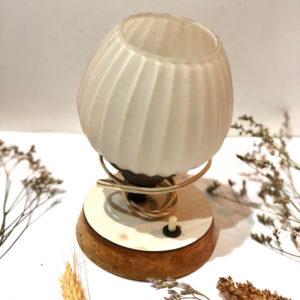 H37 מנורה פליסה שולחנית