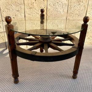 A29 שולחן כרכרה