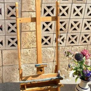 J159 כן ציור עץ